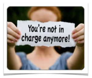 not in Charge